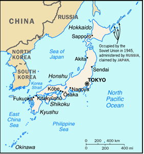 Key Map Of Japan. Japan Government, Japan Climate, Japan ...
